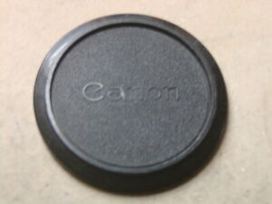 Genuine Canon B-62mm front lens cap in very decent condition