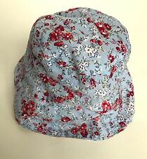 e17904ccbf68 Tommy Hilfiger Infant Toddler Girl s Soft Cotton Reversible Bucket Hat  PRISTINE!