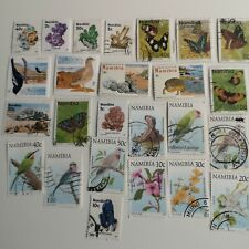 More details for 100 different namibia stamps collection