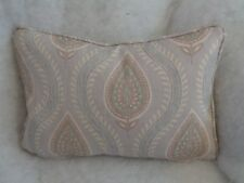 "ANISE BY COLEFAX & FOWLER OBLONG CUSHION 20"" X 14 ""(51 CM X 36 CM)"