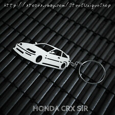 Honda CRX Keychain