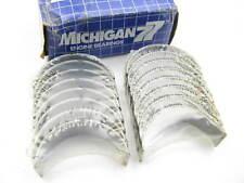 "(8) Michigan CB-684P-10 Connecting Rod Bearings .010"" 1975-1982 Oldsmobile 260"