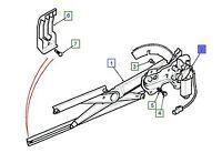 LAND ROVER GENUINE WINDOW REGULATOR MOTOR LHF/LHR Discovery 1 & 2 CUR100450
