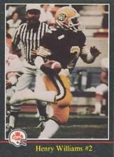 1988 Jogo CFL Canadian Football Regional Team Sets (All 8 Teams) (106 Cards)