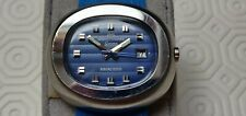 NOS Vintage Jaquet Girard Airvac 6000 Automatic Watch 1970s Tissot Cal 2481