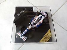 Williams Renault FW16 test car David Coulthard n°6 Onyx 1995 1/24 miniature F1