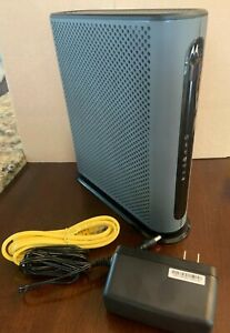 Motorola MG7540 16x4 DOCSIS 3.0 Cable Modem AC1600 Dual Band Wi-Fi Router WORKS