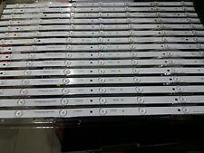 PANASONIC TX-32CS510B 32 INCH TV LED TV BACKLIGHT STRIP x3 TNMX008 F100M6P45F