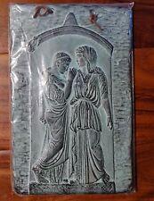 GREEK CERAMIC PLAQUE