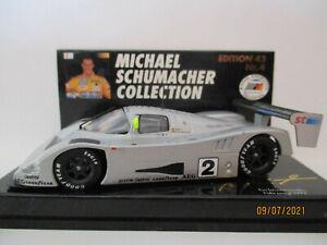 MERCEDES-BENZ C11, #2, J. Mass / M. Schumacher, 1990 Winner GP Mexico!!!