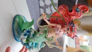disney showcase figurine, Little mermaid Ariel - RARE