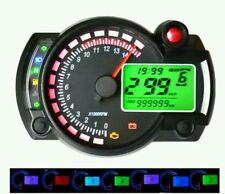 Motorrad Universal LCD Digital Tachometer baugleich KOSO   fast ausverkauft !!!!