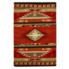 Hand Woven Wool Rug Turkish Kilim Dhurrie Persian Oriental Area Rug 3x5 ft