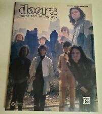 THE DOORS ANTHOLOGY GUITAR TAB SONGBOOK TABLATURE MUSIC BOOK BRAND NEW