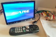 "ALPINE INE-W928R CD DVD USB Bluetooth NAVIGATION 2Din Autoradio 8""Touch"