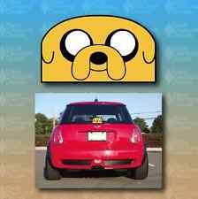 "Jake The Dog Adventure Time 6"" JDM Custom Vinyl Decal Sticker"