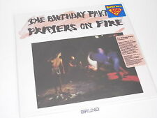 LP: Birthday Party – Prayers On Fire, Limited Edition, NEU & OVP (A8/1)
