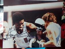 Howard Davis Jr autographié photo