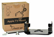 Apple TV Mount Wall TV Shelf Mountable Fits Apple TV 4, 3rd Gen & 2nd Gen NIB