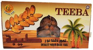 Tunisian Branched Dates Grade 1 1kg Premium Quality Date Multibuy Savings