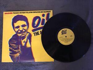 oi-the album vinyl 1980