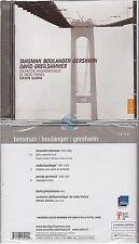 TANSMAN Boulanger & Gershwin David Greilsammer CD ALBUM