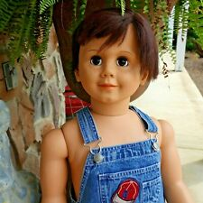 "Ashton Drake Peter Playpal 37"" Doll Vintage Discontinued Patti's Brother"