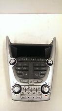 Original 2010-2011 Chevrolet Equinox Radio CD Klimabedienteil Blende # 20920042