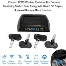 KKmoon TPMS Real-time Tire Pressure Monitoring System with Internal Sensors F6N4