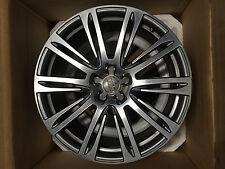 Audi A7 Rims for sale!  10 spoke 20 inch alloy wheels