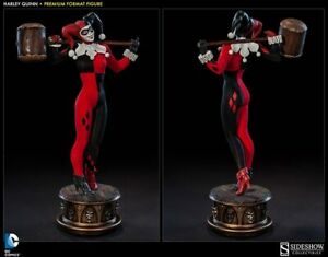Sideshow Harley Quinn Premium Format (Exclusive) Statue #523