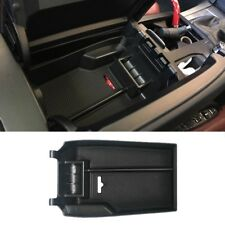 Armrest Console Central Storage Box Fit For 2008-2013 Mercedes Benz C Class W204