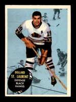 1961 Topps #31 Dollard St.Laurent  NM/NM+ X1501465