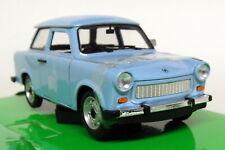 Nex models 1/24 Scale - Trabant 601 Light blue - Diecast model car