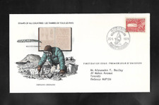 GREENLAND FIRST DAY COVER STAMPS OF ALL COUNTRIES 1978