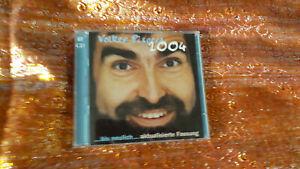 """Doppel CD Volker Pispers """"2004, bis neulich"""" aktualisierte Fassung, wie neu"""