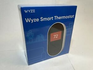 Wyze Thermostat Built with Degrii - Smart WiFi Thermostat - Fast Shipping! - NEW