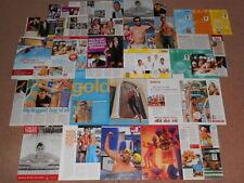 35+ GRANT HACKETT Magazine Clippings