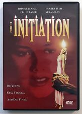 THE INITIATION (1983) Anchor Bay DVD Daphne Zuniga Clu Gulager Sorority Horror
