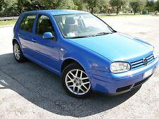 VW VOLKSWAGEN GOLF 4a QUARTA 4 SERIE 1600 16 HIGHLINE BLU PONTE POSTERIORE MOZZI
