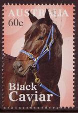 AUSTRALIA 2013 BLACK CAVIAR RACE HORSE FINE USED