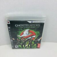 Ghostbusters The Video Game Sony PlayStation 3 PS3 Video Game New And Sealed