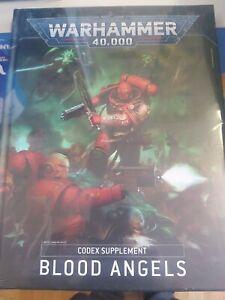 Codex: Blood Angels (Hardback) - Brand New & Sealed