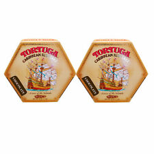 Tortuga Caribbean Rum Cake 4 oz Chocolate Flavor (2 PACK) Gift Pack For Delivery