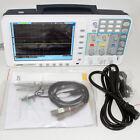 "Newest OWON 100Mhz Oscilloscope SDS7102V 1G/s large 8"" LCD LAN+VGA+bag 3 yrs wa"