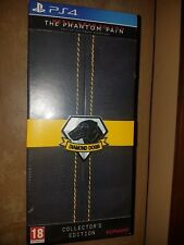 Metal Gear Solid V: The Phantom Pain Collector's Edition (Sony PlayStation 4)