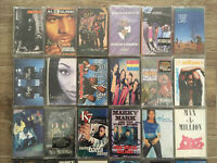 BUILD UR OWN Cassette Tape Lot - Hip Hop Rap R&B New Jack Swing 80's 90's