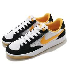 Nike sb adversario Monopatín Amarillo Negro para Hombre estilo de vida informal CJ0887-002