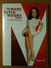 THE MARY TYLER MOORE SHOW ~ SEASON 3 ~ 3 AS NEW DVD'S ~24 EPISODES ~ 613 MINUTES