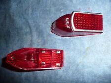 Rare Cabochon de feu rouge Solex Vélosolex 3800 etc...